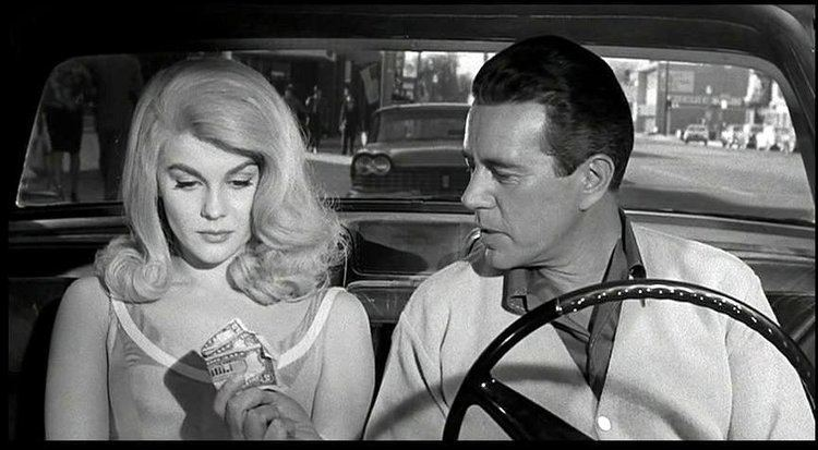 Kitten with a Whip DREAMS ARE WHAT LE CINEMA IS FOR KITTEN WITH A WHIP 1964
