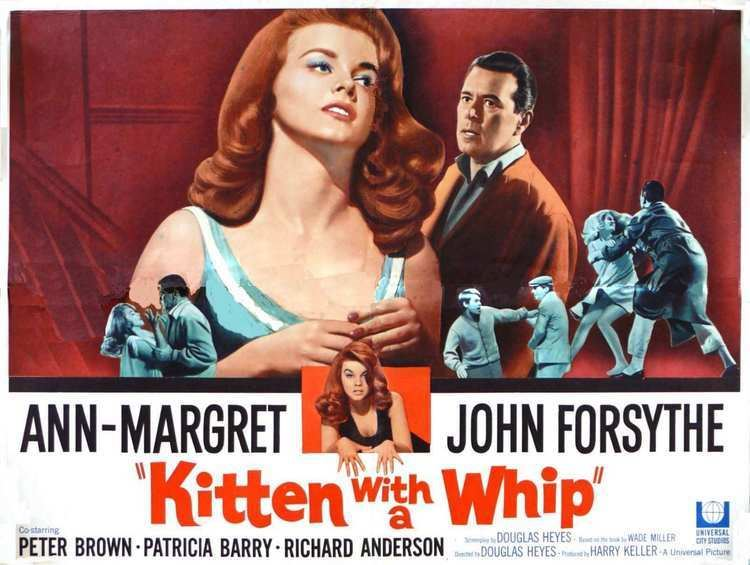 Kitten with a Whip Poster for Kitten with a Whip 1964 USA movie poster Wrong Side