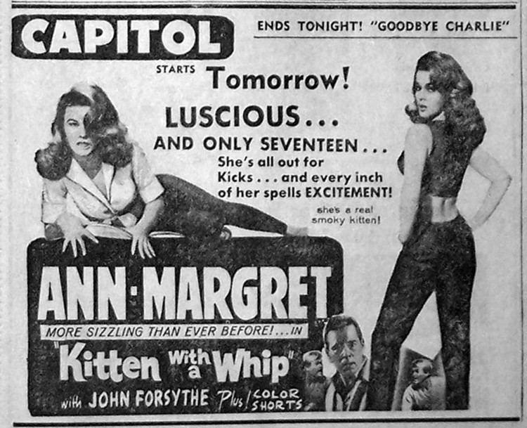 Kitten with a Whip Kitten with a Whip Scenes from the Morgue