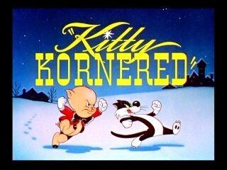 Kitty Kornered movie poster