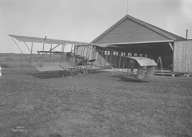 Kjeller Airport