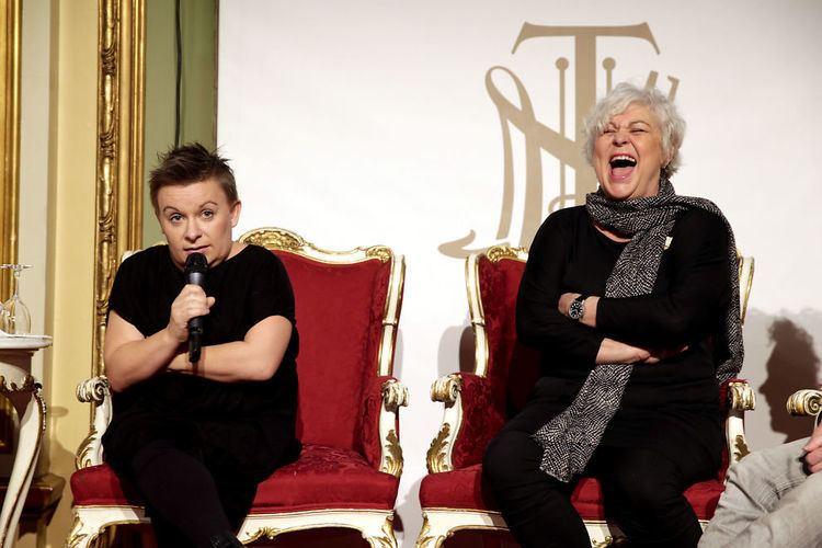 Kjersti Horn Kjersti Horn tar regi p mamma Ellen VG