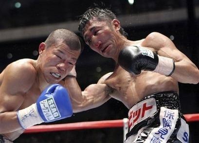 Kōki Kameda Fight Daisuke Naito L UD 12 12 Koki Kameda Boxing news BOXNEWS