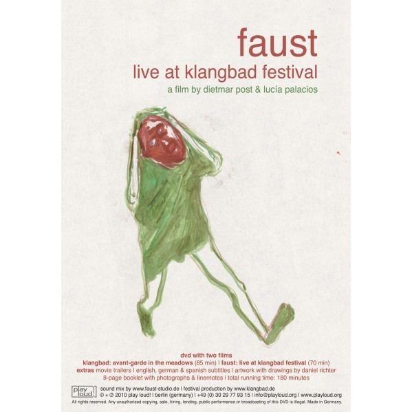 Klangbad: Avant-garde in the Meadows movie scenes Anular