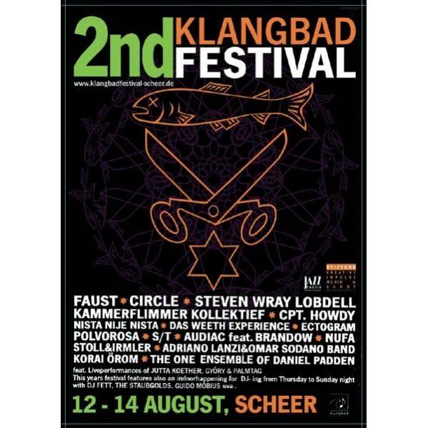 Klangbad: Avant-garde in the Meadows movie scenes Cancel