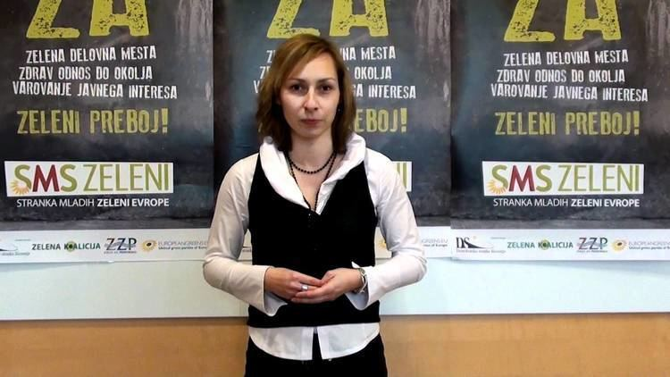 Klara Maučec Klara Mauec Za zeleni preboj YouTube