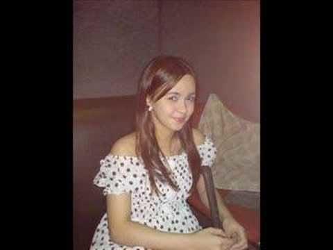 Klariz Magboo in her polka dot dress