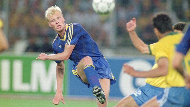 Klas Ingesson Klas Ingesson Elfsborg coach and former Sweden midfielder