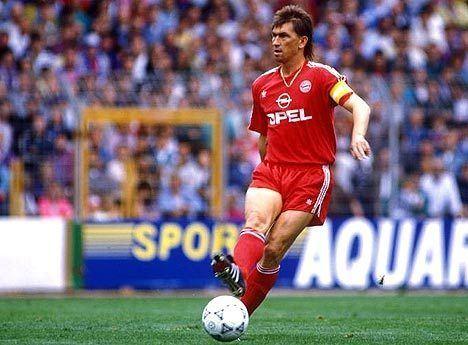 Klaus Augenthaler Klaus AUGENTHALER 19851990