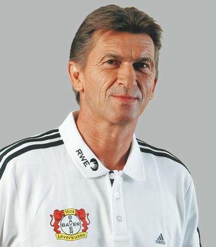 Klaus Augenthaler Leverkusen who39s who Klaus Augenthaler