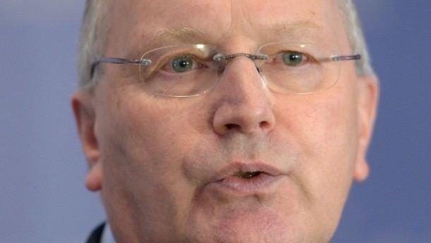 Klaus-Dieter Fritsche Folge der NSAAffre Fritsche bernimmt Geheimdienst