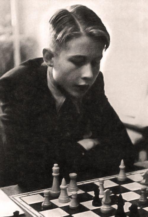 Klaus Junge The chess games of Klaus Junge