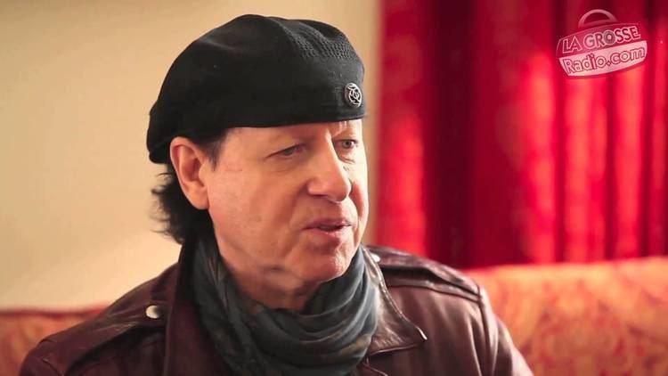 Klaus Meine Interview Klaus Meine Scorpions singerchanteur La