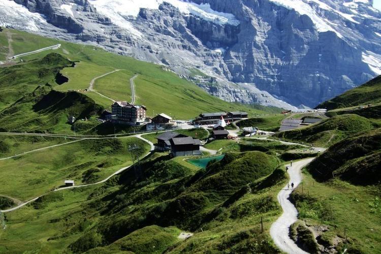 Kleine Scheidegg (film) Kleine Scheidegg Wikipedia