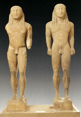 Kleobis and Biton The Archaic Period