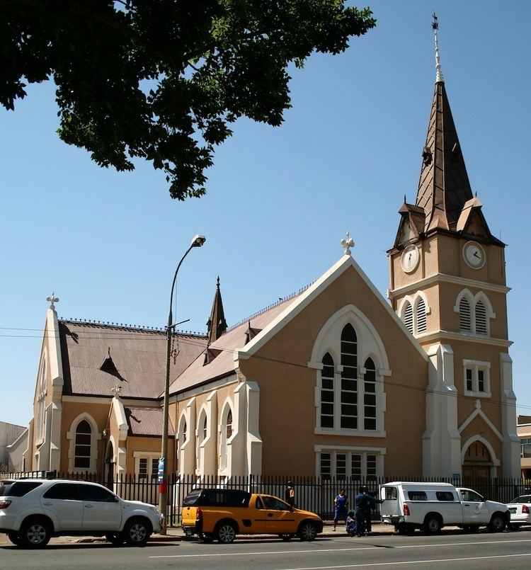 Klerksdorp in the past, History of Klerksdorp