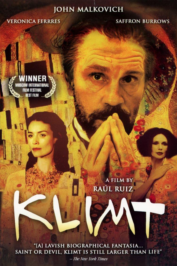 Klimt (film) wwwgstaticcomtvthumbdvdboxart168348p168348