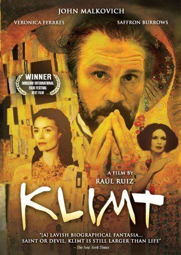 Klimt (film) Amazoncom Klimt John Malkovich Veronica Ferres Saffron Burrows