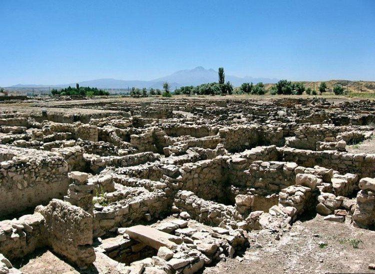 Kültepe Kltepe Hy Arkeolojihaber