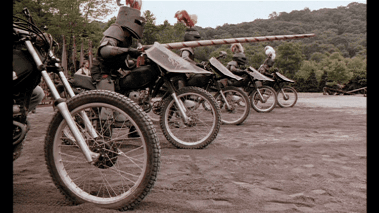 Knightriders The Charms of George A Romeros KNIGHTRIDERS