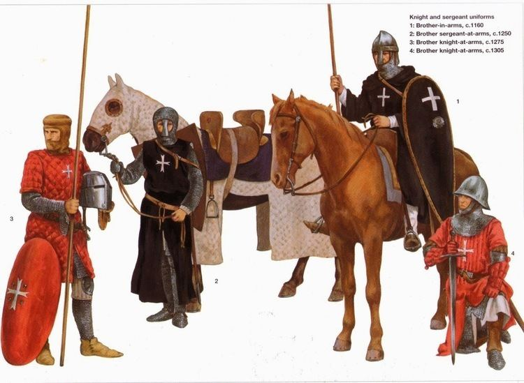 Knights Hospitaller Cross and Cresent The Crusades The History of the Knights Hospitaller