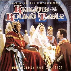 Knights of the Round Table (film) Knights of the Round Table and The Kings Thief Music composed and