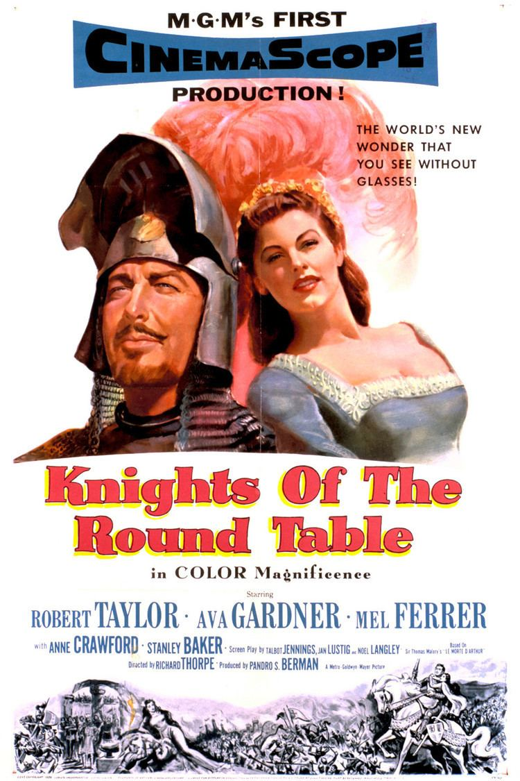 Knights of the Round Table (film) wwwgstaticcomtvthumbmovieposters671p671pv