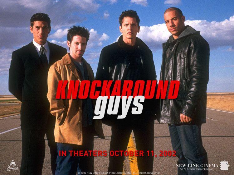 Knockaround Guys KNOCKAROUND GUYS Richard Crouse