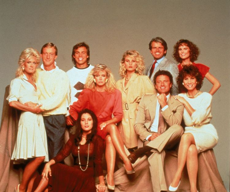 Knots Landing Knots Landing39 Stars Reunite on TV Plus See the Cast Then and Now