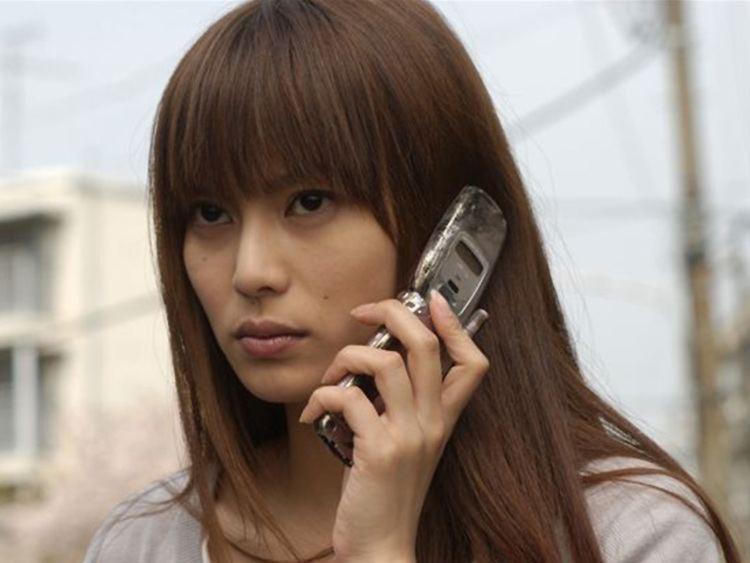 Ko Shibasaki Kou Shibasaki singer and actress the star of the first One Missed