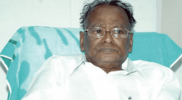 Ko. Si. Mani Former DMK Minister Ko Si Mani Passes Away Cauvery News Television