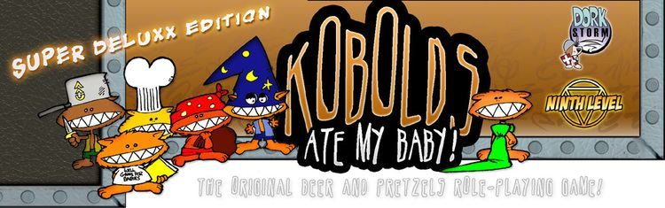 Kobolds Ate My Baby! KOBOLDS ATE MY BABY Home Page The Home of the Original Beer and