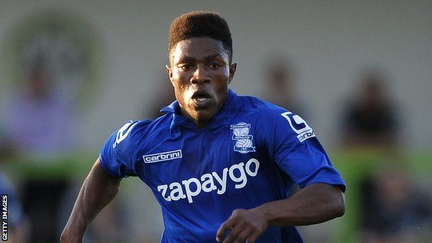 Koby Arthur BBC Sport Koby Arthur Cheltenham dismayed after winger