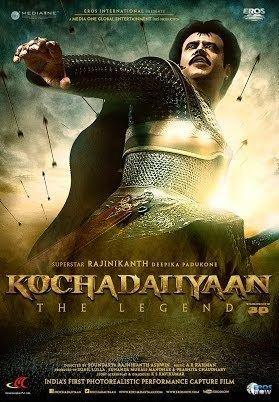 Kochadaiiyaan Kochadaiiyaan The Legend Uncut Trailer Rajinikanth Deepika