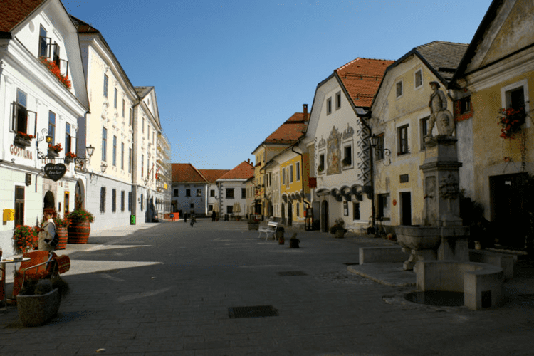 Skofja Loka in the past, History of Skofja Loka