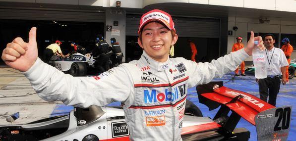 Kohei Hirate Formula NIPPON Official website