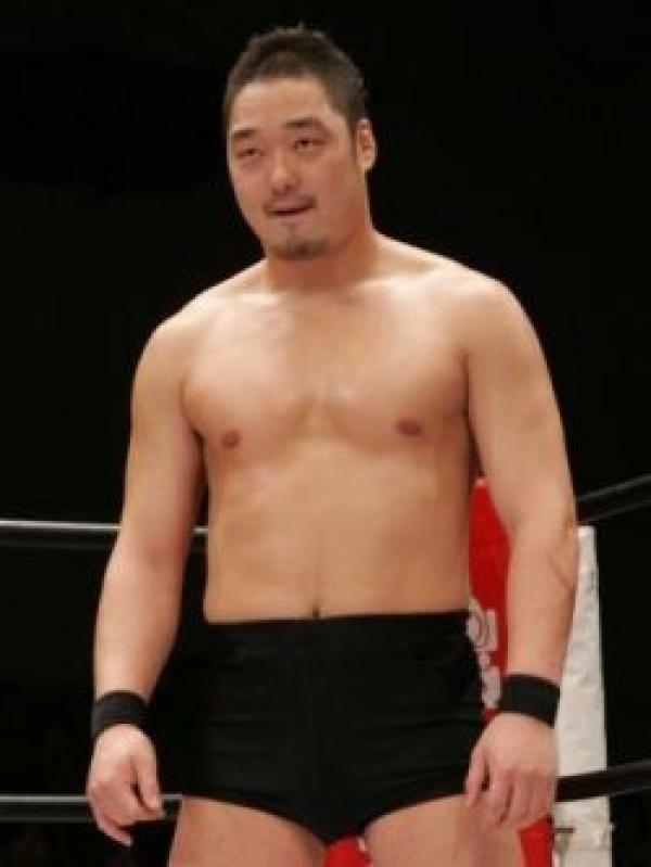 Kohei Sato wwwprofightdbcomimgwrestlersthumbs600597307
