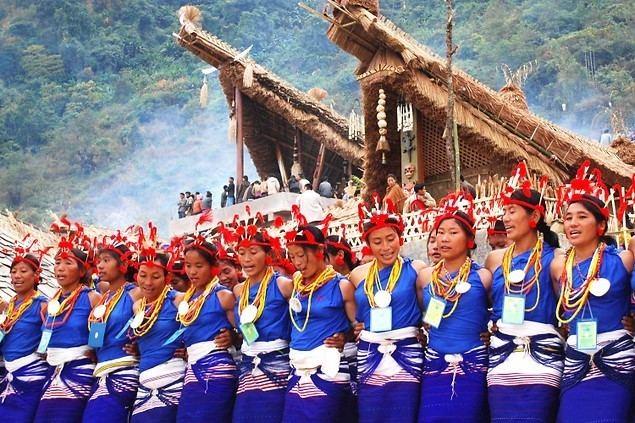 Kohima Festival of Kohima