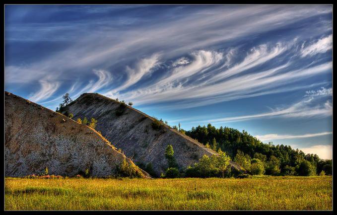 Kohtla Jarve Beautiful Landscapes of Kohtla Jarve