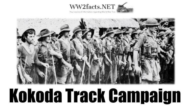 Kokoda Track campaign Track Campaign