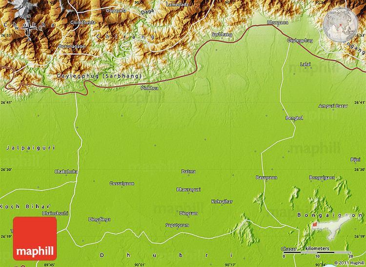 Kokrajhar Beautiful Landscapes of Kokrajhar