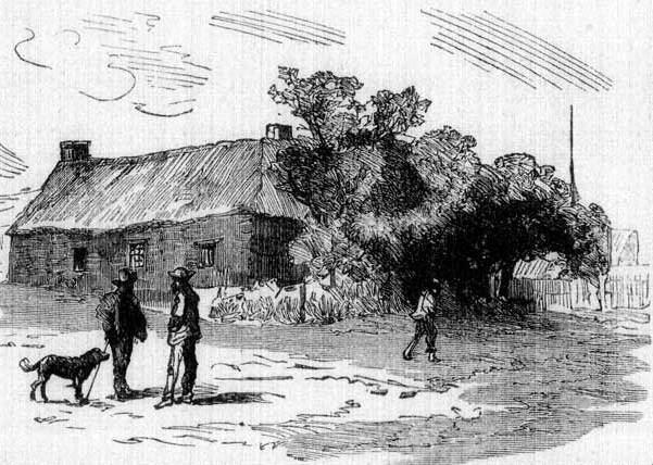 Kokstad in the past, History of Kokstad