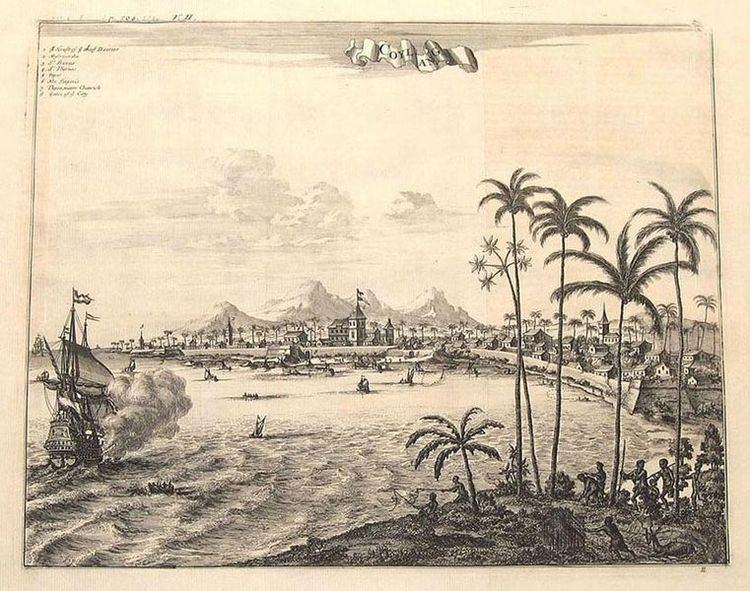 Kollam in the past, History of Kollam