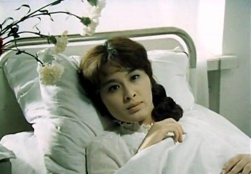 Komaki Kurihara Beauty will save Komaki Kurihara in Moscow Love 1974 USSR and