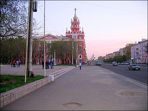 Komsomolsk-on-Amur russiatrekorgimagesphotokomsomolskonamurrus