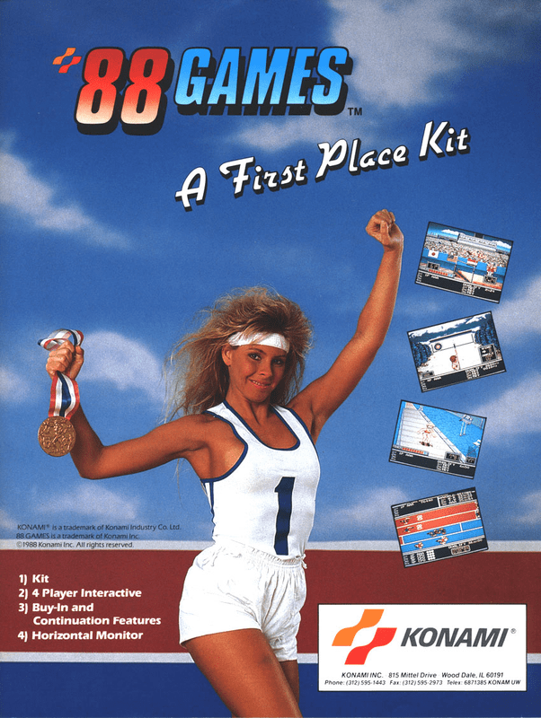Konami '88 img2gameoldiescomsitesdefaultfilespackshots
