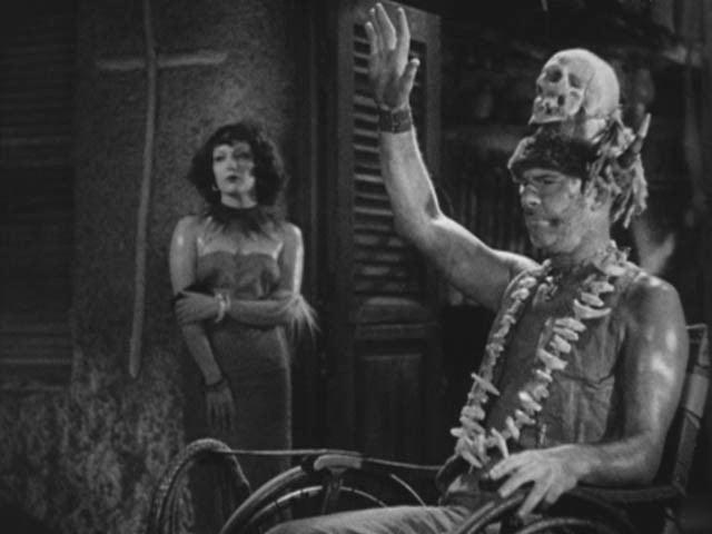 Kongo (1932 film) Kongo 1932 Dreamland Cafe