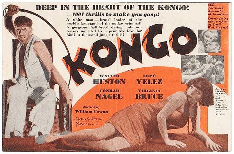 Kongo (1932 film) Kongo 1932