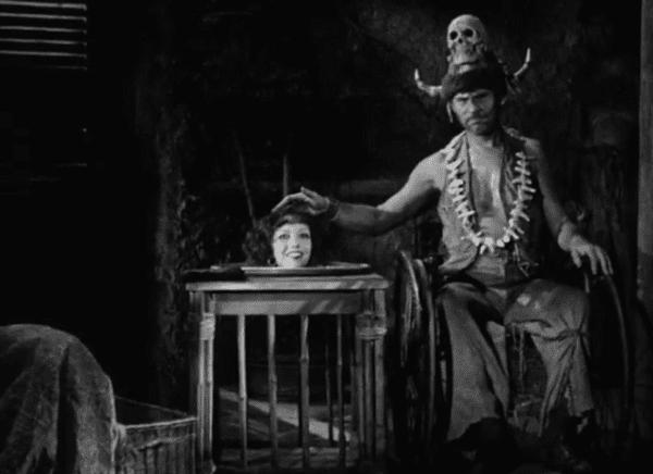 Kongo (1932 film) Kongo 1932 Review with Walter Huston PreCodeCom
