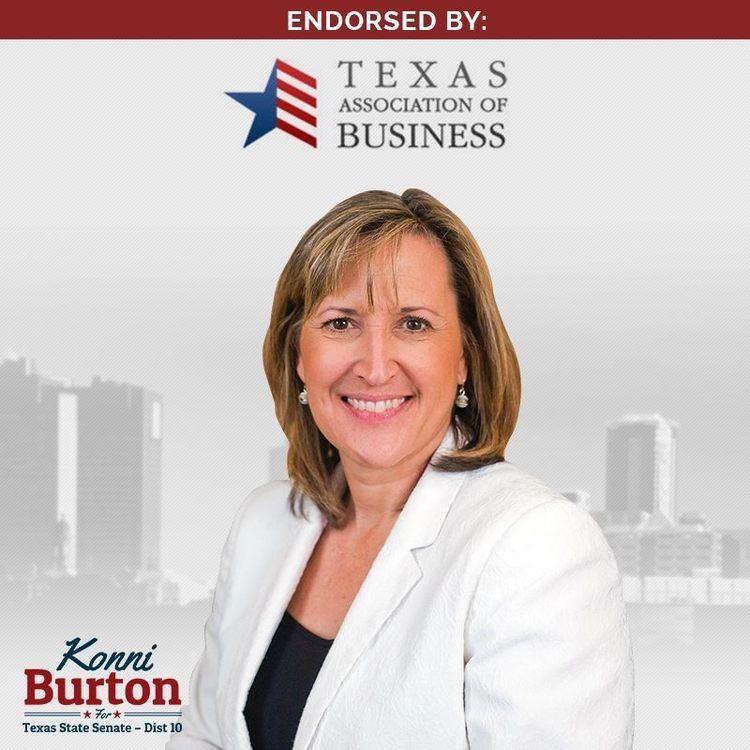 Konni Burton 2014 Konni Burton for Texas State Senate Dist 10